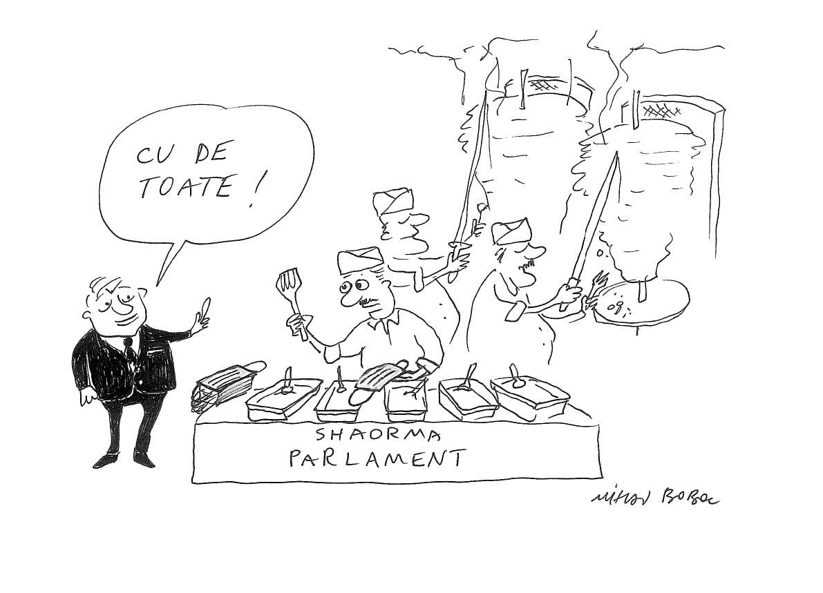 Parlament Shaorma 1