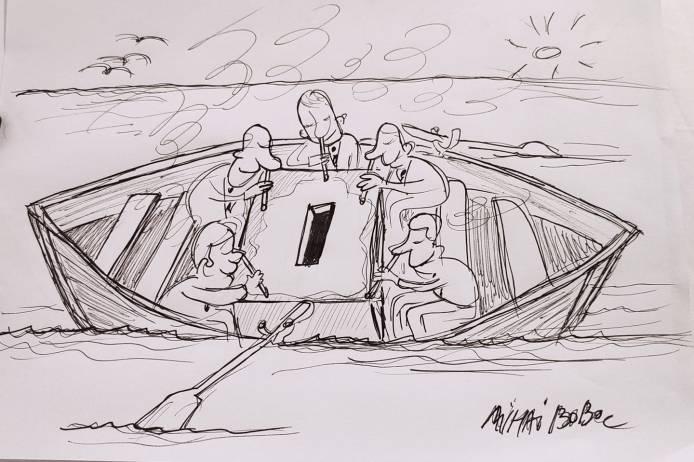 Tragem toți din aceeași barcă 14