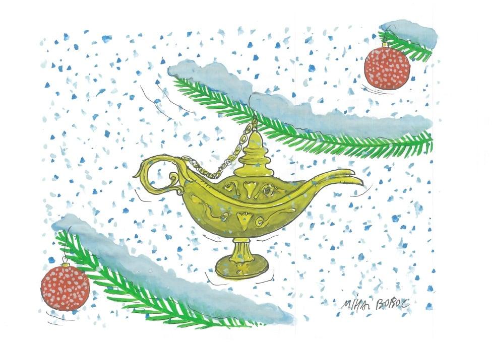 Dorințe de iarnă 1