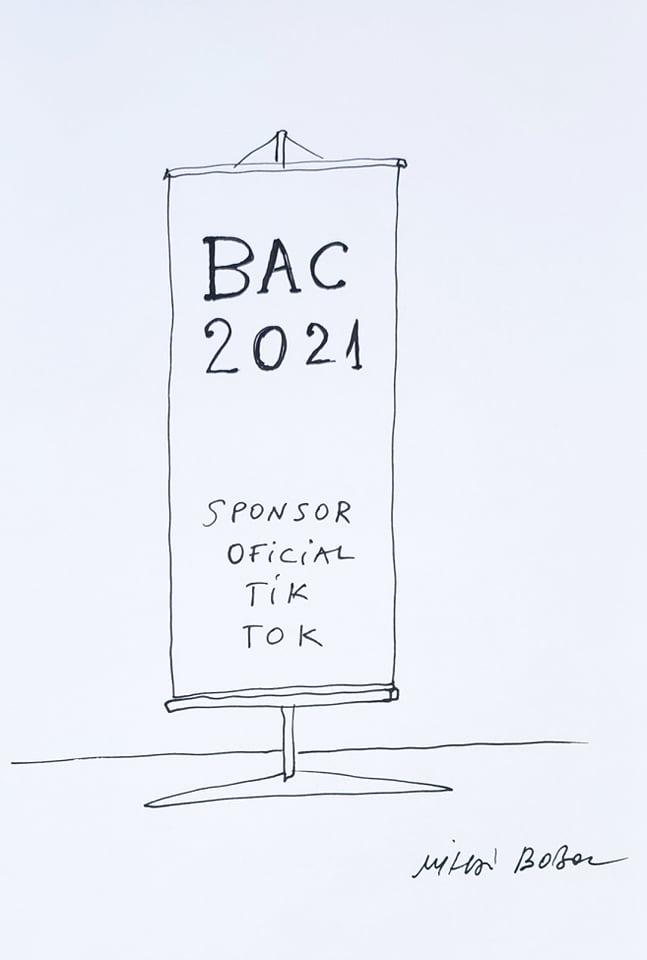 Sponsori la BAC 1
