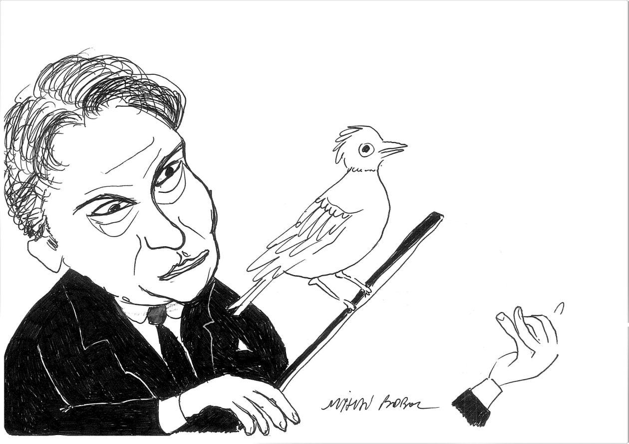 Salonul International de caricatură George Enescu - Botoșani 2021 1