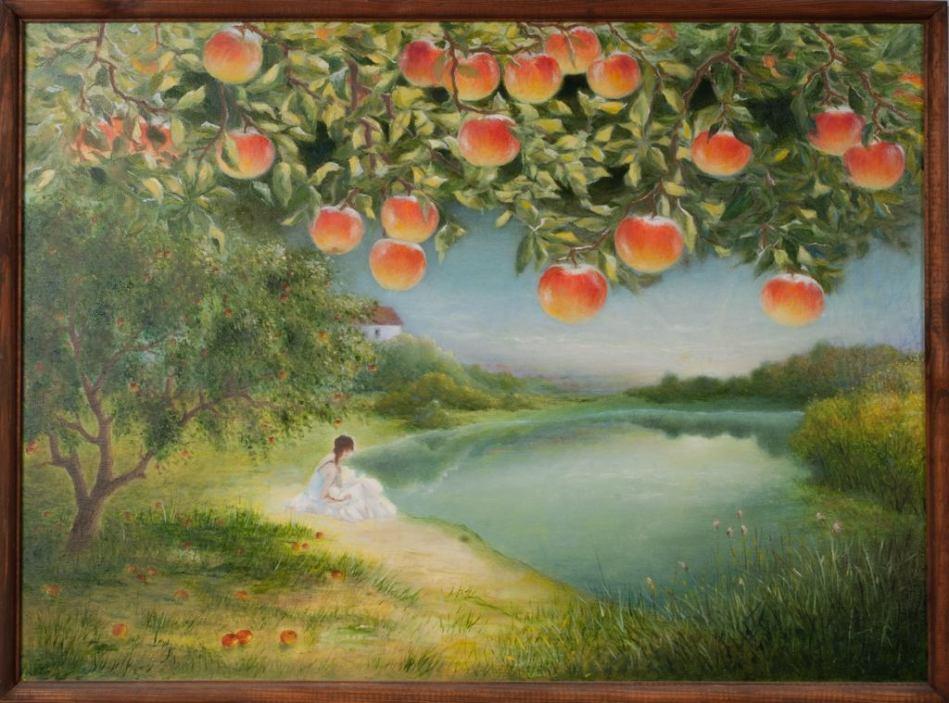 Яблочный спас. 2016 год.