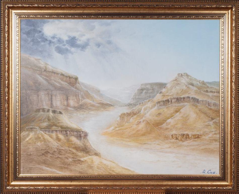 Гора Синай. Михаил Симонов.