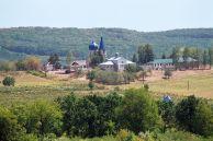 Drumurile basarabene ale lui Sadoveanu din 1919: Mănăstirea Frumoasa,