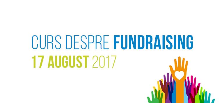 Curs despre fundraising