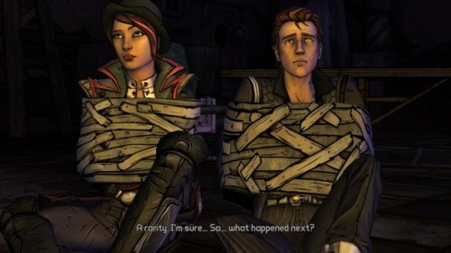 Tales from the Borderlands Episode 1 2 دانلود بازی Tales from the Borderlands Episode 1