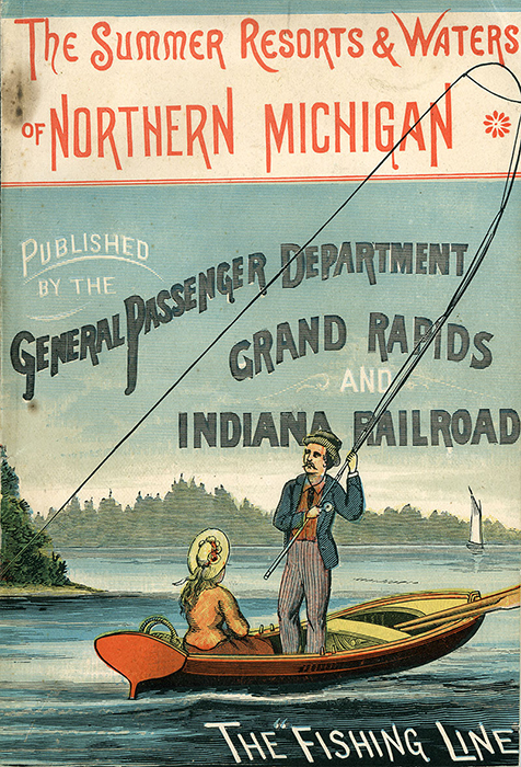 Tour Hemingways Michigan  GR  I Railroad Station