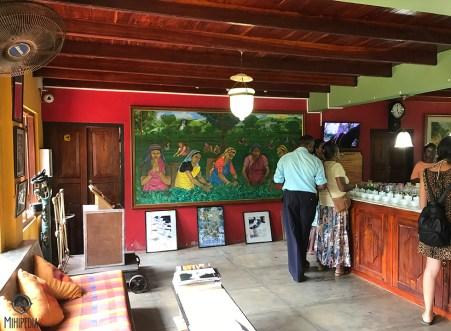 Inside the Tea Museum