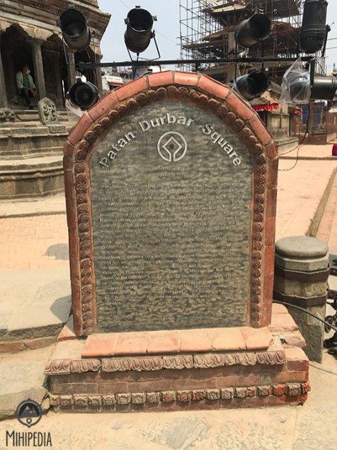 Patan-signboard