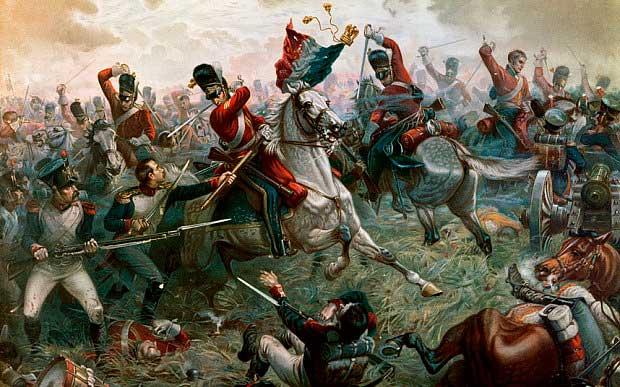 Resultado de imagen para Fotos de la Batalla de Waterloo