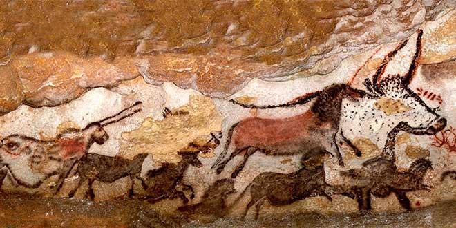 Resultado de imagen para Pintura paleolítico