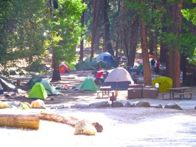 Camp 4 / Yosemite National Park