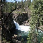 【パワースポット・シャスタ】お勧めスポット:マクラウドの滝 (マクラウドフォールズ3つの中のアッパーフォールズ)