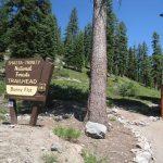 【聖地シャスタ山お勧めスポット】ホースキャンプ(Horse Camp )へのハイキング