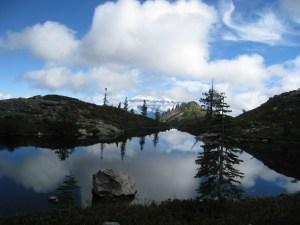 heart lake mount shata