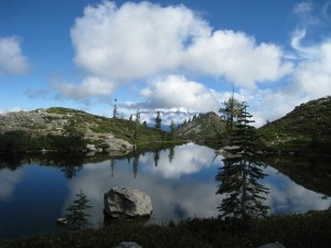 heart lake mount shasta