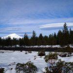 【シャスタに現れたUFO雲】シャスタ山からのメッセージ? UFOが送ってきたのだろうか・・・
