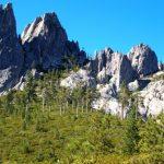 【シャスタおすすめ:Castle Crags】岩はヒーリングスポット、キャッスルクラッグスへの冒険の旅