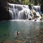 【シャスタ】最高の一日!すべてが調和!シャスタのエネルギー全開のキラキラマクラウドの滝!
