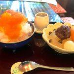 【京都】パワースポット巡りの合間に「あんみつ?あんず氷?」甘味処で休憩を!