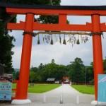上賀茂神社から下鴨神社へのアクセスはバスがおすすめ!糺の森は浄化!癒し!