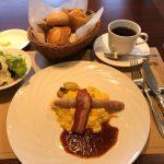 【京都モーニング】パン食べ放題・コーヒー飲み放題!11時入店でパンのおかわりできる?