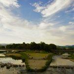 【京都パワースポット】鴨川デルタが最強!愛溢れて涙が出ちゃう?