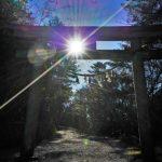 【週記】熊野から伊勢神宮へ!虹の祝福!神秘と奇跡の旅はパワーすごすぎ2020/11/16-28