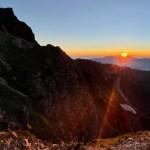 大雪渓を歩き白馬岳!感動感激の山行!魂が揺さぶられるような体験