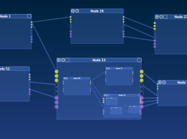 Multiple Connectors in VWorkflows!