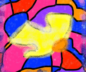 """#NaPoWriMo Day TwentyTwo – """"Church Windows"""""""
