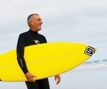 The creme of surf coaching