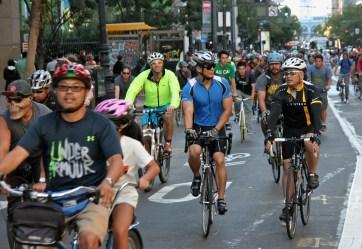 San Francisco Critical Mass Aug 30 2013. Photo: Miikka Järvinen