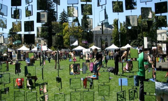 Berkeley Spark festival 2013, Civic Center Park, Berkeley, CA. http://berkeleyspark.org/ Photo: Miikka Järvinen