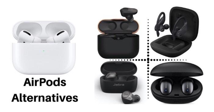 Лучшие альтернативы Apple AirPods и AirPods Pro