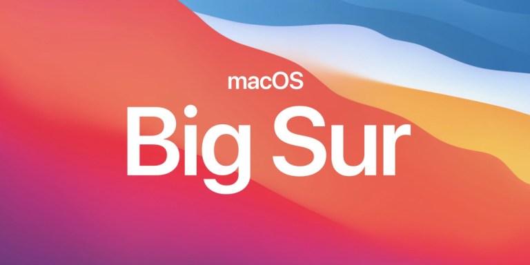 Как установить бета-версию macOS Big Sur на свой Mac