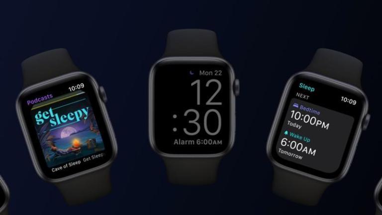 Как контролировать свой сон с Apple Watch