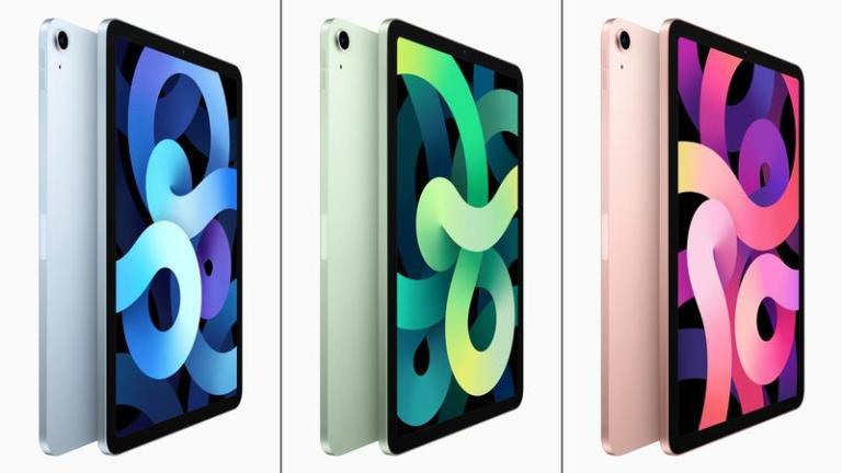 Как скачать новые обои для iPad Air