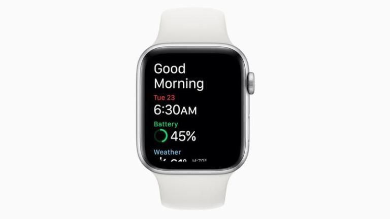 Как исправить проблемы с аккумулятором Apple Watch в watchOS 7