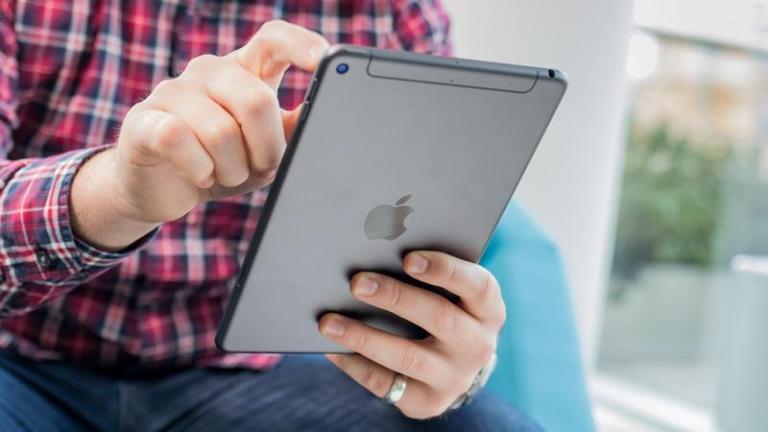 Как выключить iPad