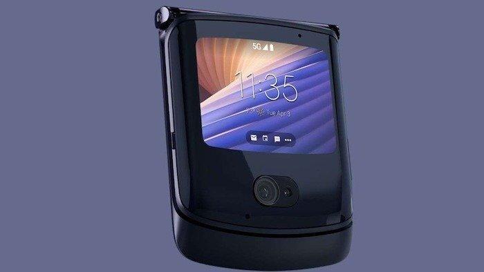 Motorola Razr 5G: Samsung Galaxy только что перевернули