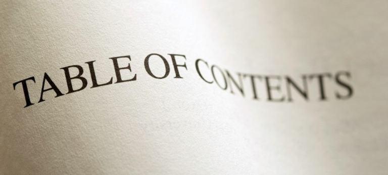 Как создать оглавление в Google Документах