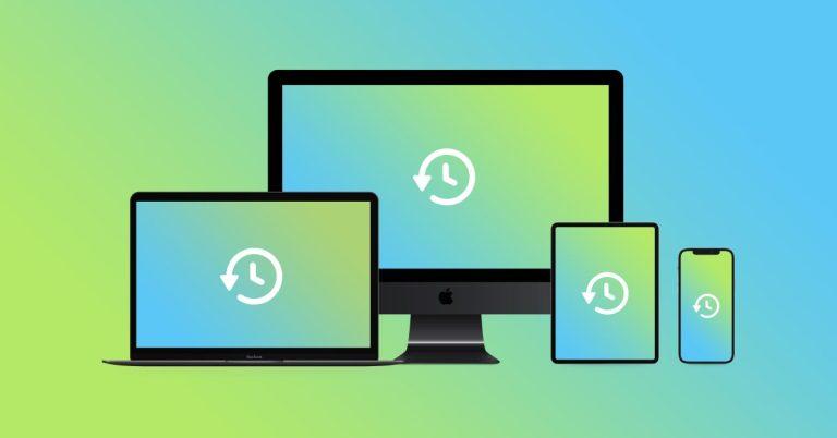 Как сделать резервную копию iPhone, iPad, Mac с бесплатными и расширенными параметрами