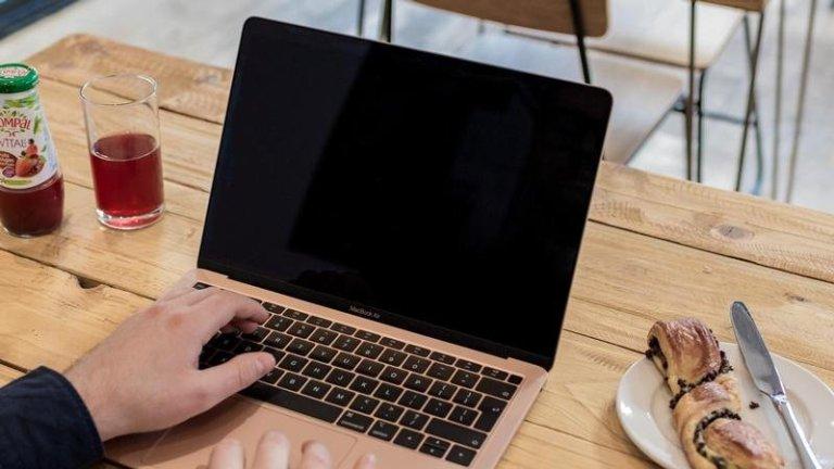 Как выключить экран Mac