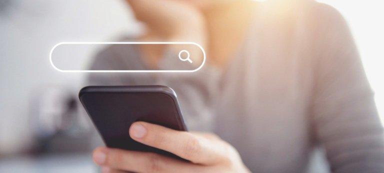 Как изменить размер текста на веб-сайте на iPhone