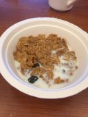 After watching Silver Linings Playbook, I had to have a bowl of Raisin Bran.