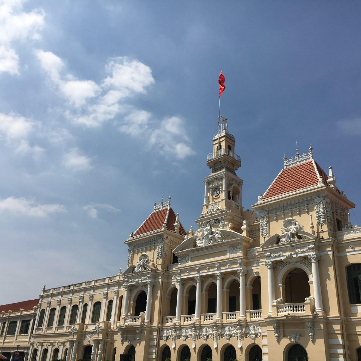 越南:胡志明市HCMC(西貢Saigon)炎熱的南方都市 – 自助旅行狂熱份子