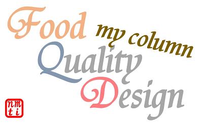 Food Quality Designページのイラスト