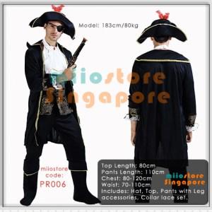 miiostore's Pirate Costumes - PR006