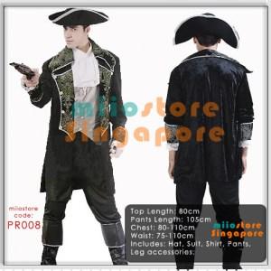 miiostore's Pirate Costumes - PR008